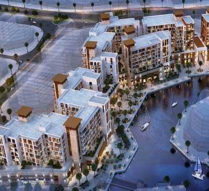 Dubai Wharf - Culture Village