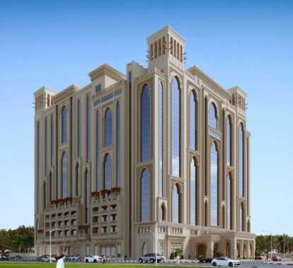 Luxury Hotel Apartment at Al Jadaf